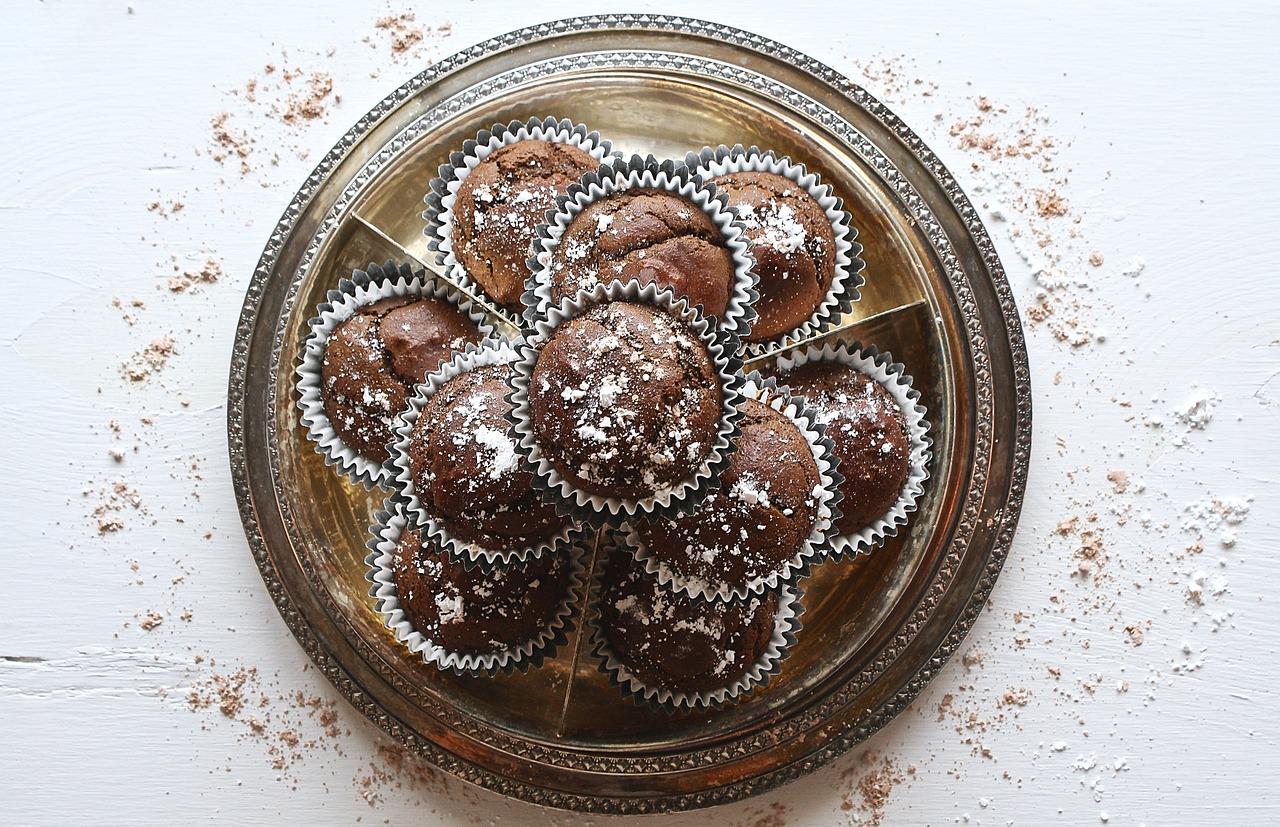 Ricetta Bimby muffin ai fagioli rossi